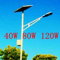 New led lighting heat sink / solar cell lamp solar street light