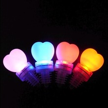 Health ABS led bottle stopper,heart shape bottle stopper wholesale