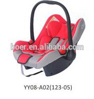 Gr0+(0-13kgs) baby carrier car seat ECE R44/04 certificate
