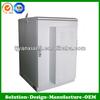 Aluminum enclosures outdoor insulation cabinet