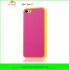 New Double Color Silicone Back Cover Case For iPhone 5 5G