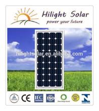 100% Tuv Standard High Efficiemcy Pv Mono Solar Panel 150 Watt