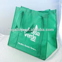 60-220gsm pp non woven name brand shopping bags