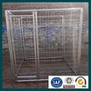 square kennel runs/dog kennels/iron fence for dogs