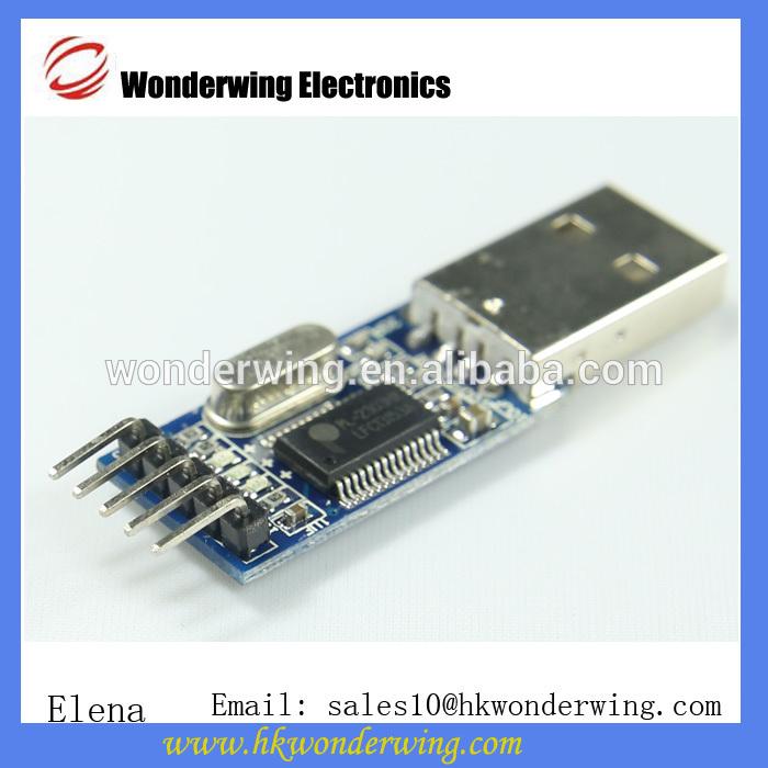 Pl2303 USB в RS232 TTL