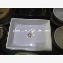 Pfm popular chinês de luxo onsale pia de pedra pia fazenda para hotel& casa projeto de design