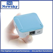 power supply broadband internet with firewall built-in
