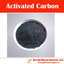 100% Caramel Decolorization 0.05% Iron Content Activated Carbon for Decolourization of Citric Acid
