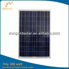 Direct factory sale nano solar panel