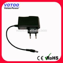 switch mode ac adapter 12v 900ma universal wall plug power supply with KC / EU / UK / Au / Korea
