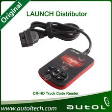 2014 Truck Diagnostic tool Launch CR-HD CR HD Original Heavy Duty Truck Code Reader obd 2 Scan tool DHL free shipping