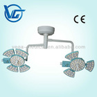 Double dome operating surgical light