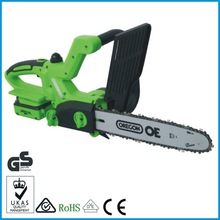 Cutter tool cordless electric long handle chain saw