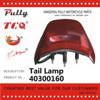 High Quality Universal Motorcycle Tail Light 6V Motorcycle Part From China Factory