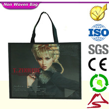 Hot Sale Durable High Quality New Fashion Non Woven Hand Bag Manufacturer from China