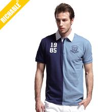 Wholesale custom cheap fashion polo formal t shirts for men