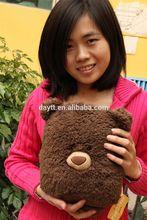 Atacado soft animais de brinquedo muitos design barato ursos de pelúcia
