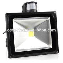 50w pir sensor led flood light good quality and price