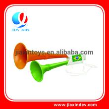 Loud plastic toy trumpet ,trumpet toy