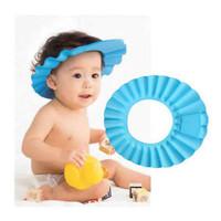 Baby Child Kid Shampoo Bath Shower Wash Hair Shield Hat Cap