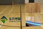 Anti-slip indoor PVC Floor coverings used for basketball