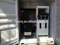 Volumen 15000l-51000l skid- mouted contenedores de gas de la estación