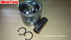 MITSUBISHI S4S Forklift Parts Piston &Piston Pin &Piston Snap Ring