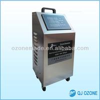 Portable car ionizer air purifier with auto timer 10 mins