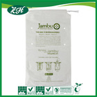 Eco friendly ok compost drawstring bags with logo with lowest price