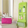 hanging wash bag wholesale foldable toiletry bag