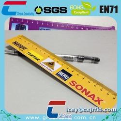 Professional factory making plastic ruler--15/20/30cm length