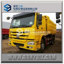 50ton dump trucks sinotruk howo 6x4 dump truck