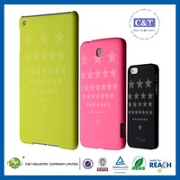 Cheap Mobile Phone Protective transparent pc for iphone 5 5s cover case
