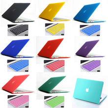 "Laptop Hard Case Cover Keyboard Skin For Macbook Air Macbook Pro Retina 11"" 13"" 15"""