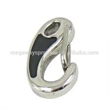 steel locking carabiner