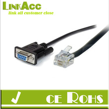 LINKACC-SY50 RJ11 6P4C to DB9 cable