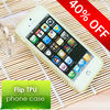 Hot selling Candy color case Crystal Transparent Soft Full Cover Case for iPhone 5 5S