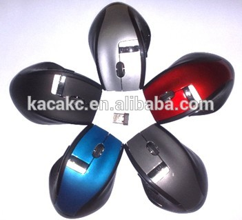 Wholesale computer accessories 2.4Ghz wireless mouse