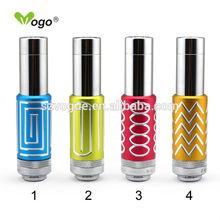 2014 CE ROHS certified vogue e-cigarete topoo vaporizer giant pen lady lip dry herb mod