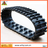Snow Blower rubber track / light snow rubber tracks / snow removal truck / mini snow track