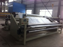 pvc banner flex and tarpaulin production machine line