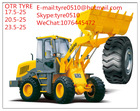 China best quality and low price bias tyre off-the-road tyre17.5-25,20.5-25,23.5-25 otr