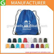 Wholesales Drawstring Bags Draswtring Backpack Bags Nylon Bulk Prices Cinch Bags -GAB0003