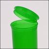 Prescription Drug Pill Vials,Plastic Vials,Flip Top Containers