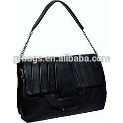 GF-Z163 Stylish Ladies Genuine Leather Clutch Bag Handbag