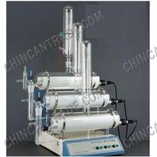 Water distiller, glass type