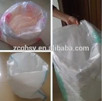 clear sandbags 50KG