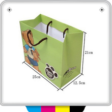 shopping paper bag printing guangzhou paper bag regalo
