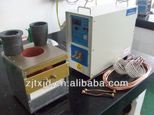Advanced Small Induction Melting Furnace For Sale, For Gold,Silver,Platinum,Copper Melting