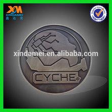 wholesale giant bronze 2014 custom metal ancient coin (xdm-c092)